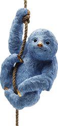 Spaarpot Sloth - Blauw - Kare Design